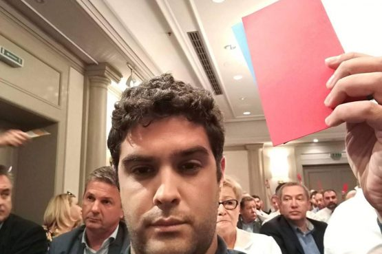 Evo kako je Tevšić komentirao koaliciju HNS-a i HDZ-a