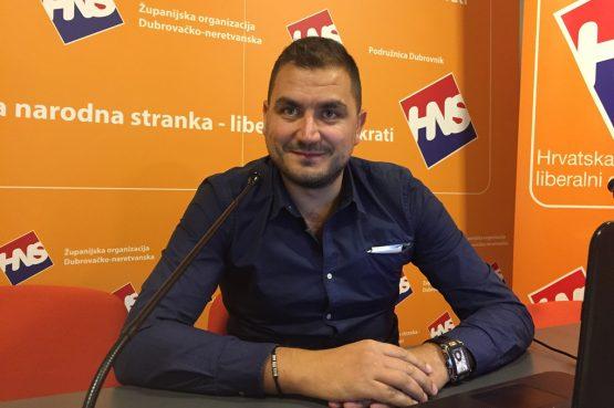 OSTAJE UZ HNS Miho Obradović ulazi u Gradsko vijeće umjesto Valentina Dujmovića