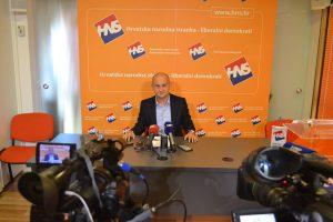 Dujmović: Nikome nije bilo teže koalirati s HDZ-om više od mene, moj odnos s Vlahušićem nije narušen