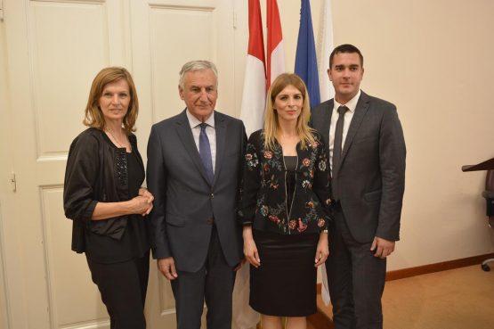 Vilma Kosović predsjednica Županijske skupštine: 'Bit ću pravedna i jednaka prema svim kolegama'