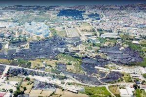BEZ KOMENTARA, SAMO TUGA Opožareni Split snimljen dronom
