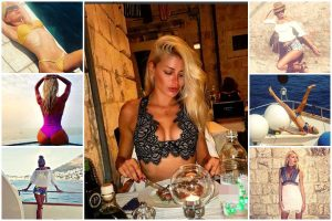 FOTO Što 'seksi riba' iz Srbije radi u Dubrovniku?