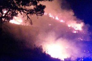Noćas gorilo u Solinama, vatrogasci brzom interevencijom izgasili požar