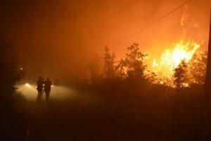 JOŠ NIJE GOTOVO Koja su mjesta i gradovi u najvećoj opasnosti od požara?