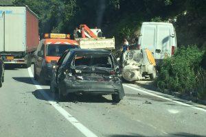 Prometna nesreća u Orašcu, ima ozlijeđenih