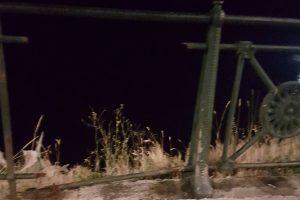 Na Boninovu 'otkinut' komad ograde, nadležni riješite to čim prije!