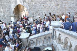 ANALIZA HGK U Dubrovniku tijekom sezone 60 posto više stanovnika