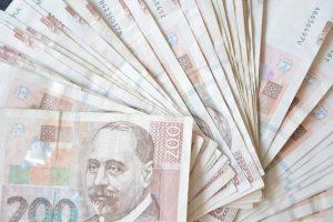 Bruto inozemni dug pao više od 7 posto