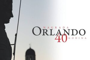 40 GODINA NAGRADE ORLANDO U četvrtak predstavljanje monografije