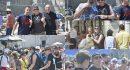 FOTO Janick Gers s fanovima u Gradu, 'pali' autogrami po CD-ovima, pločama, plakatima…