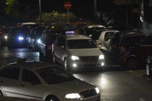 FOTO Po tko zna koji put: Na taksiste se zakoni ne odnose?!