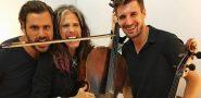FOTO 2Cellos uz bok s legendom Aerosmitha