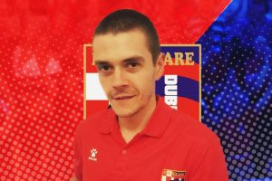 SQUARE SE POJAČAO Upoznajte Igora Leovskog, reprezentativca iz Makedonije!
