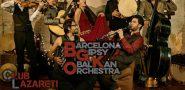 PRVI NASTUP U DUBROVNIKU Barcelona Gipsy balKan Orchestra u Lazaretima