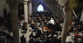 FOTO Martina Filjak i DSO zatvorili 'Dubrovnik u pozno ljeto'