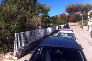 Na Gorici postavljeno 182 metra nove ograde