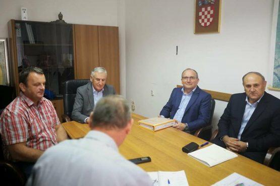 Održan sastanak o tijeku pilot projekta navodnjavanja Donje Neretve