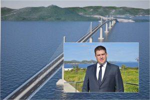 BUTKOVIĆ POTVRDIO U ponedjeljak se potpisuju ugovori za Pelješki most