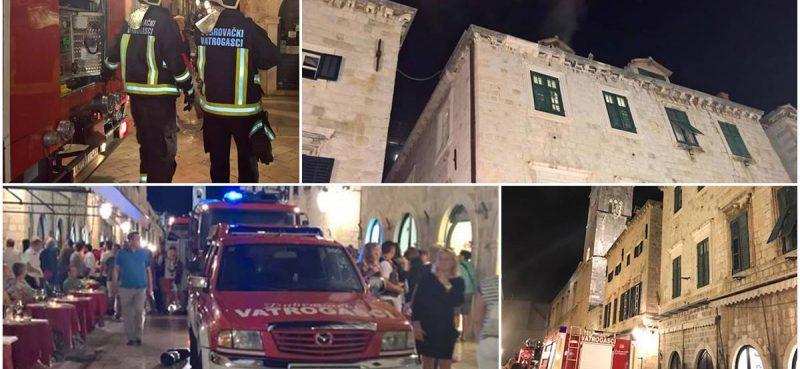 'KRIV' JE KLIMA UREĐAJ Požar u Ulici od Sigurate ugašen brzom intervencijom vatrogasaca