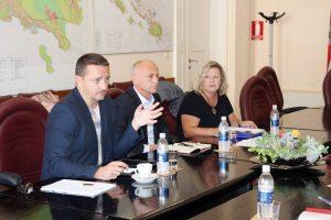 Franković s pomoćnikom ministrice kulture razgovarao o proširenju 'buffer' zone