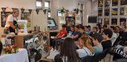 GOOD FOOD Mladi TUŠ-evci od Marine Žibert Ercegović učili kako se pravi pasta
