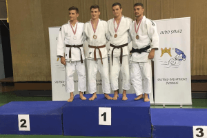 Judaš Peri Adrian Puljić osvojio broncu na Prvenstvu Hrvatske za mlađe seniore