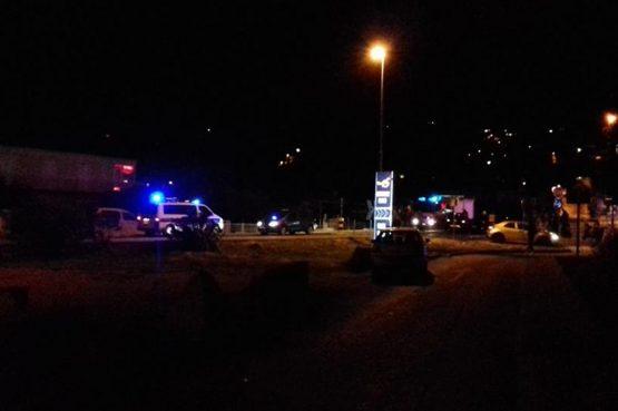 SREBRENO Sudar tri vozila, dvije osobe ozlijeđene