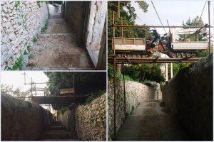 FOTO U Ulici Baltazara Bogišića ne nedostaje komunalnih problema