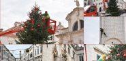 FOTO/U DUHU BLAGDANA Grad polako oblači božićno ruho!