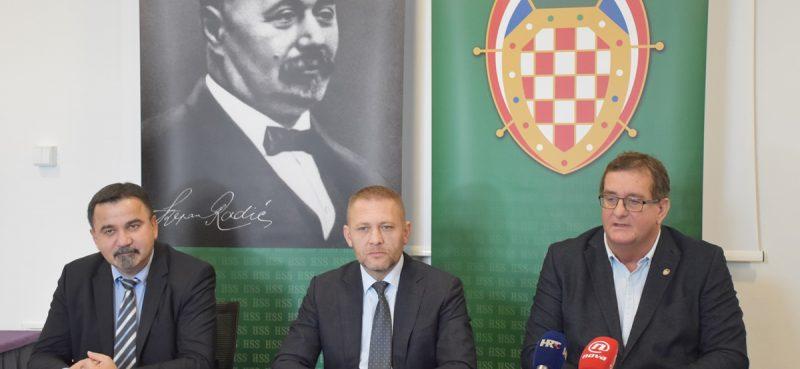 FOTO Vido Bogdanović: 'Ne možemo nego priznati kako ne znamo upravljati ovom državom'