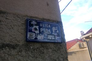 FOTO Gdje se u gradu nalazi Ulica P..a Bu…?