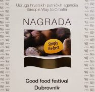 'Simply the best' Good Food Festivalu