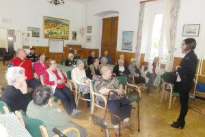 DOMUS CHRISTI Održano predavanje 'Samopoštovanje u trećoj životnoj dobi'