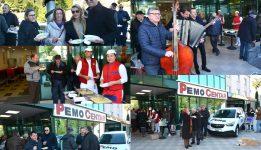 PEMO Božićni domjenak uz glazbu uživo i brojne delicije