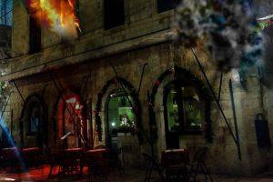 3D MAPPING Prikazat će se razaranje Festivalske palače