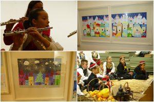 Dječjom izložbom započeo Advent u Cavtatu