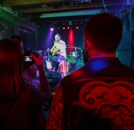 MEGAFON Nova-stara slušaonica u Klubu Orlando