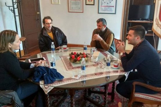 OPĆINA KONAVLE Podrška projektu snimanja filma o konavoskim stećcima