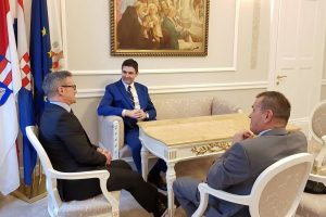 Nastupni posjet veleposlanika Kraljevine Danske