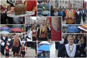 VIDEO / FOTOGALERIJA / 1046. FESTA Grad štuje svoga Parca, živio sveti Vlaho!