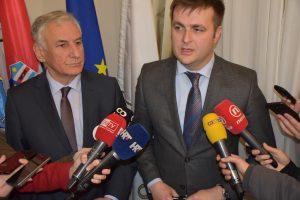 MINISTAR ĆORIĆ U DUBROVNIKU 'Za ljepšu Hrvatsku moramo učiniti sve'
