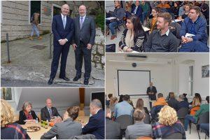 Američki veleposlanik Robert Kohorst u posjeti RIT Croatia