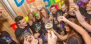TRI DANA SLAVLJA Rođendanski party udruge Ritmo de Salsa Dubrovnik