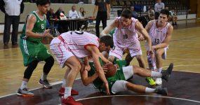 PLAY OFF ZA PRVU LIGU Dubrovnik startao uvjerljivom pobjedom