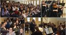 KONCERT NA KAMPUSU Simfoničari svirali pred prepunom dvoranom