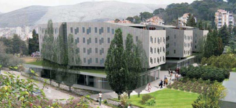 IZABRAN IZVOĐAČ Studentski dom gradit će Ing-Grad, Projektgradnja i Tromont