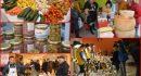 FOTO / MEDITERANSKI SAJAM Koga briga za kišu kad su tu sirevi, pršut, med, džem…