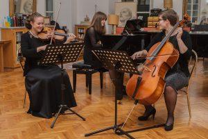 FOTO Trio Ardea nastupio pred dubrovačkom publikom