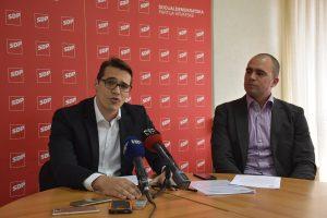 BARAČ 'DPDS upravlja gradom preko Frankovića i Potrebice, koji reketari poduzetnike'