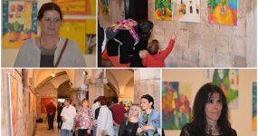 FOTO Zanimljiv slikarski susret u Sponzi
